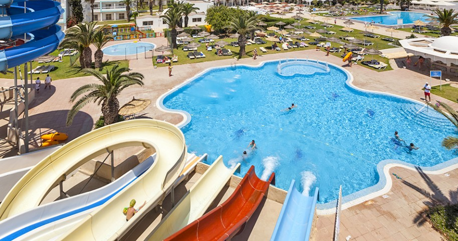 Magic Hotel Venus Beach & Aquapark (fotografie 9)
