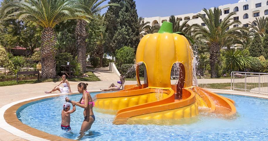 Magic Hotel Holiday Village Manar & Aquapark (fotografie 8)