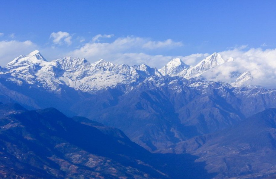 Trek do základního tábora Annapurny a divoká zvěř v NP Chitwan (fotografie 9)