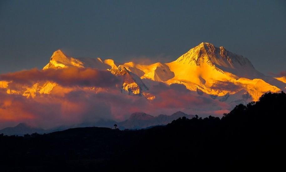 Trek do základního tábora Annapurny a divoká zvěř v NP Chitwan (fotografie 11)