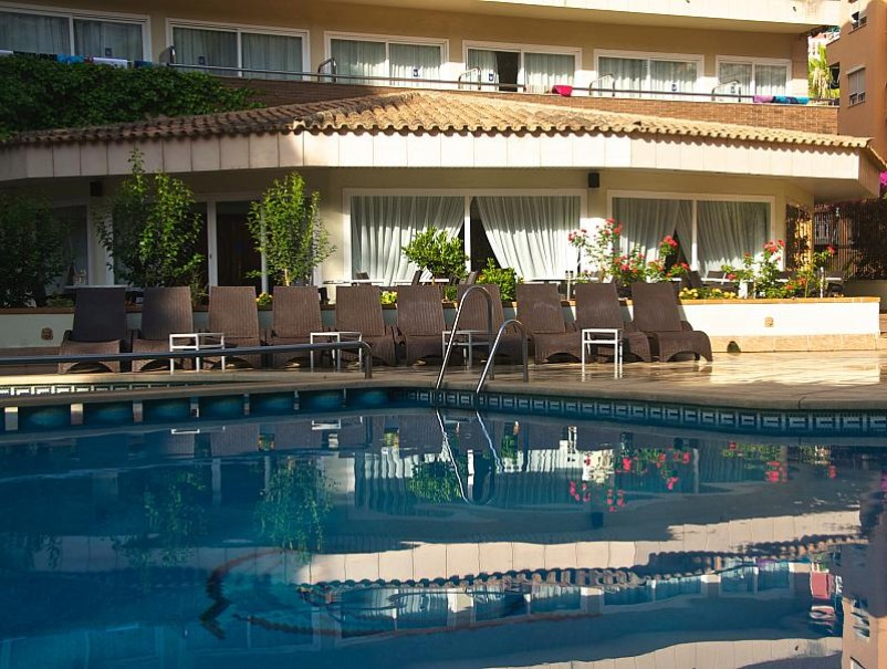 Hotel Ipanema Park/Beach (fotografie 12)