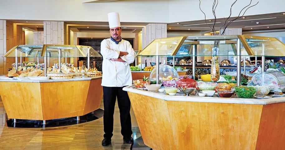 Hotel Barceló Tiran Sharm Resort (fotografie 15)