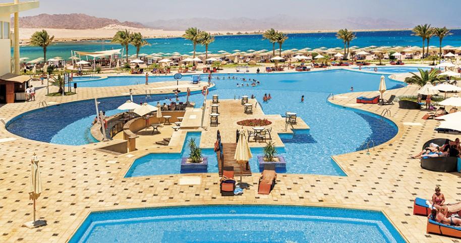 Hotel Barceló Tiran Sharm Resort (fotografie 1)
