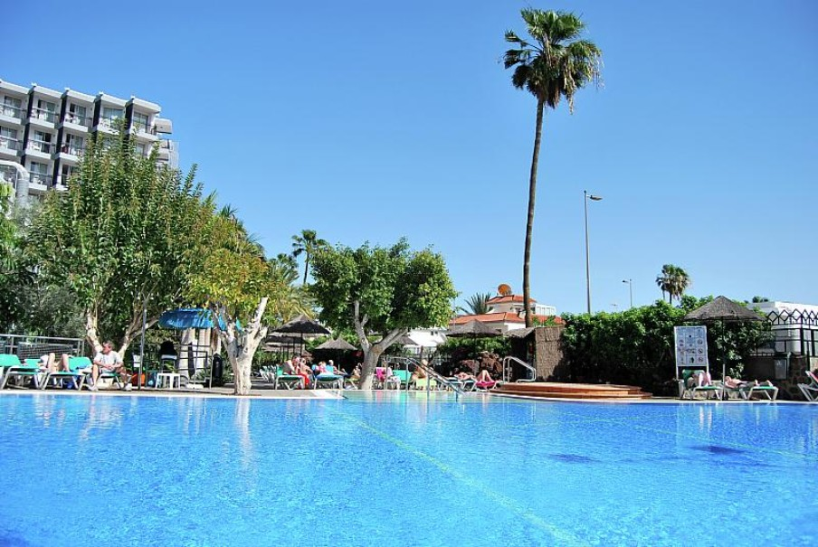 Hotel Beverly Park (fotografie 6)