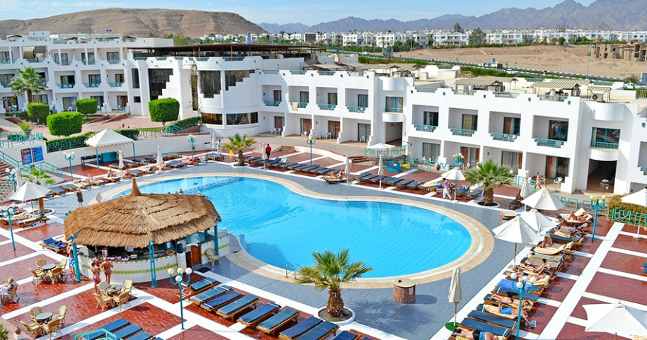 Hotel Sharm Holiday Resort (fotografie 1)