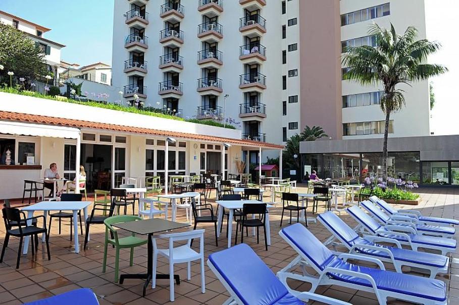 Hotelový komplex Mimosa (fotografie 1)
