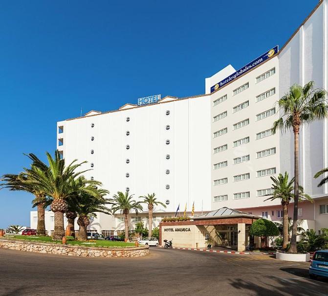 Hotel Globales América (fotografie 10)