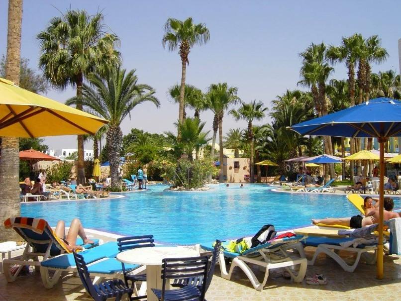 Hotel Nesrine (fotografie 3)