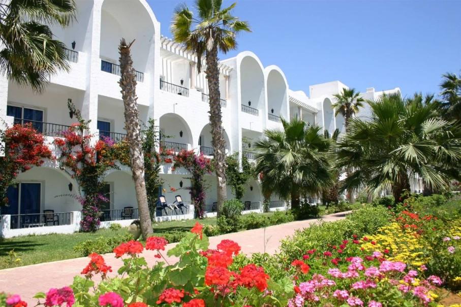 Hotel Nesrine (fotografie 5)