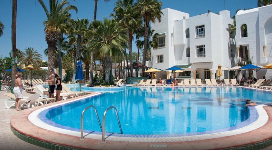 Hotel Nesrine (fotografie 8)