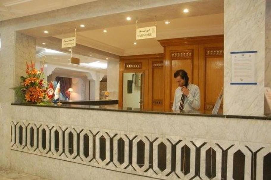 Hotel Nesrine (fotografie 10)