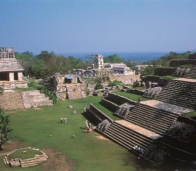 Památky Mexico City a Yucatánu (hlavní fotografie)