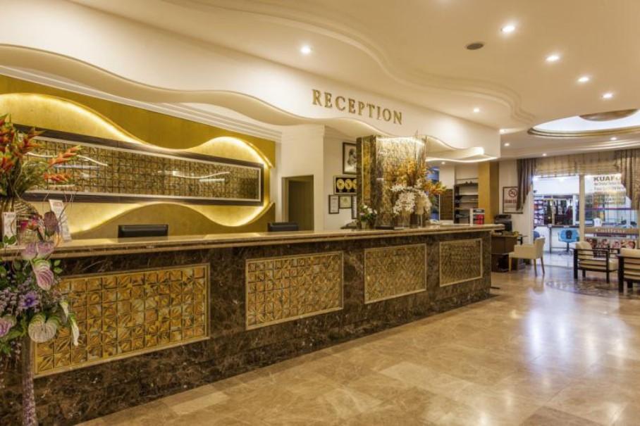 Hotel Kleopatra Ada (fotografie 21)