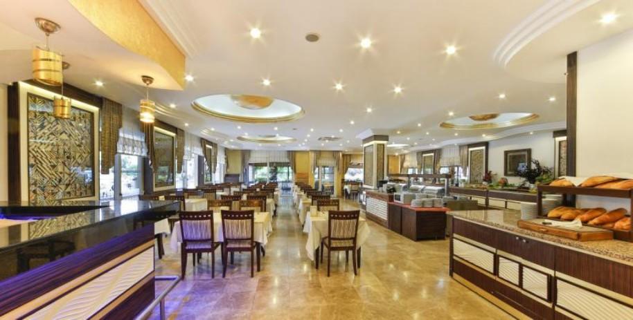 Hotel Kleopatra Ada (fotografie 11)