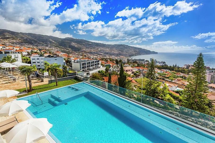 Hotel Madeira Panoramico (fotografie 1)