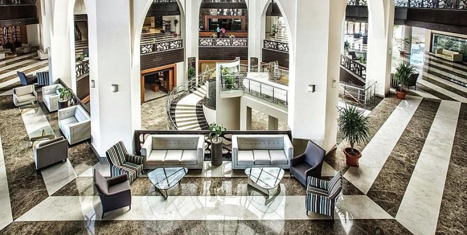 Hotel Jasmine Palace Resort (fotografie 4)