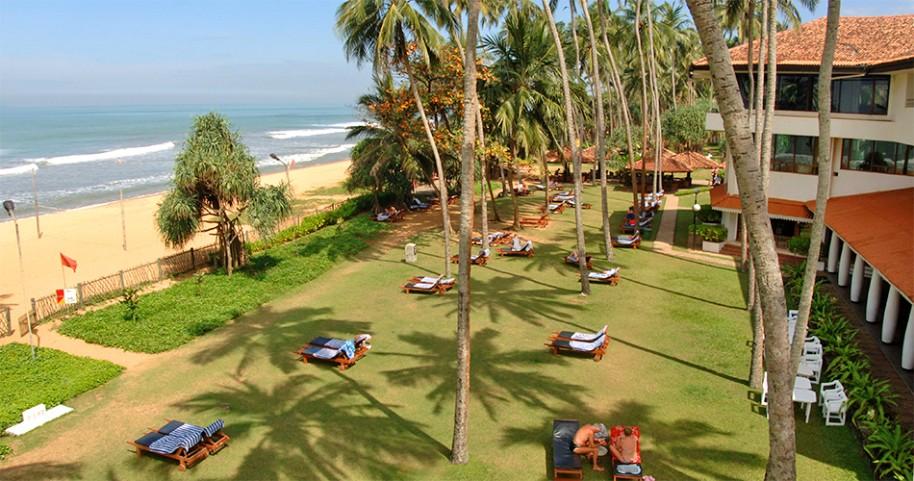 Hotel Tangerine Beach (fotografie 1)