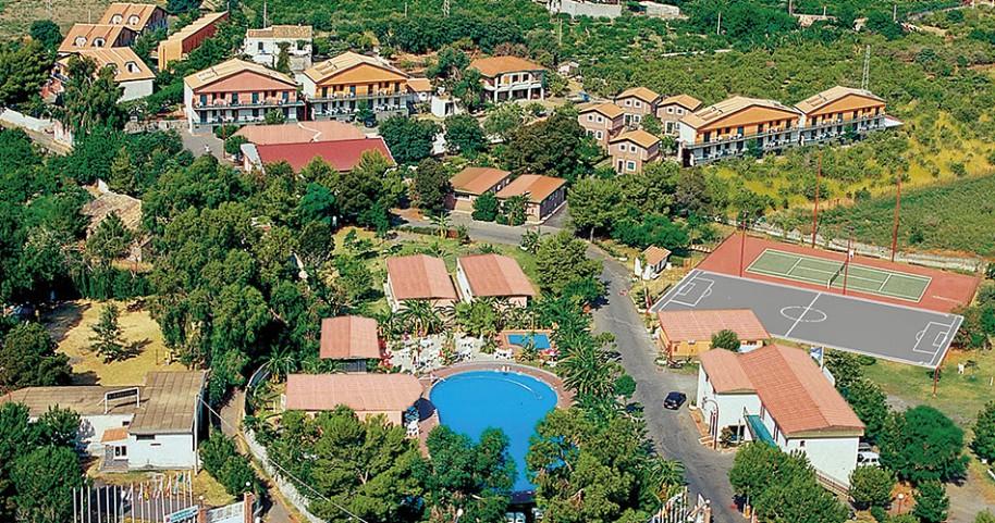Hotel Villagio Alkantara (fotografie 1)