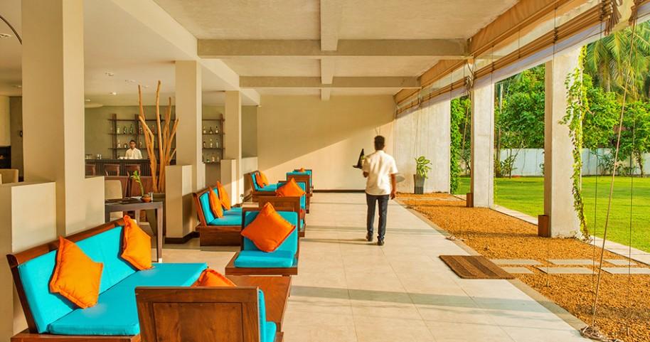 Hotel Taprobana Wadduwa (fotografie 6)