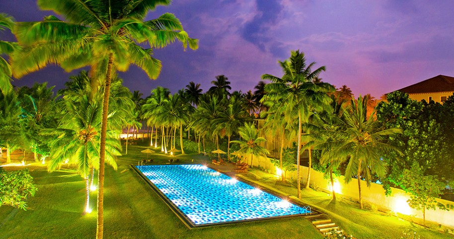 Hotel Taprobana Wadduwa (fotografie 1)