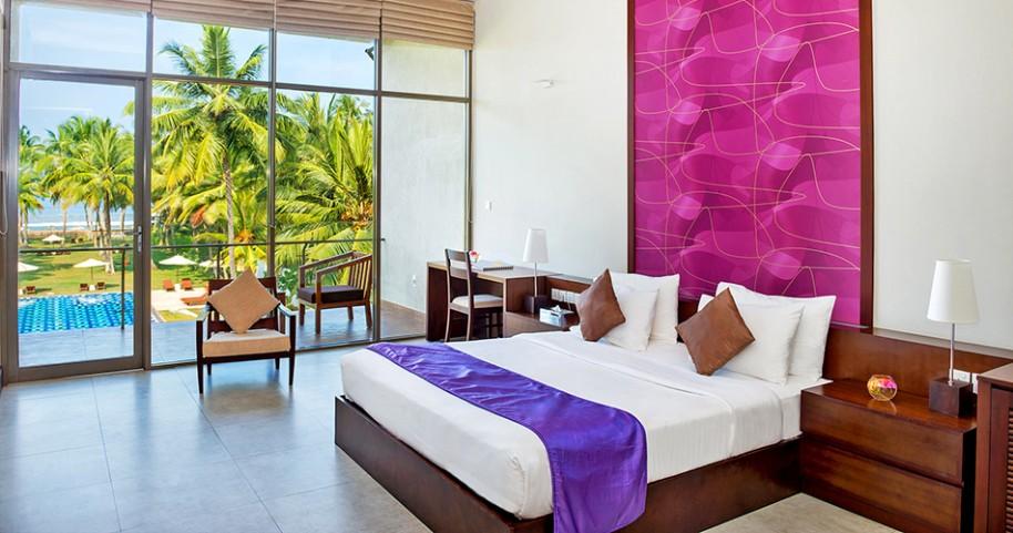 Hotel Taprobana Wadduwa (fotografie 13)