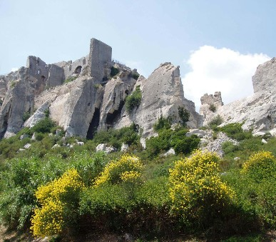 Jarní návštěva Provence