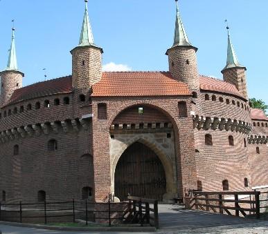 Adventní Krakov