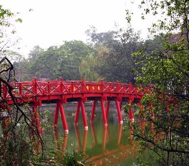 Vietnam - velký okruh