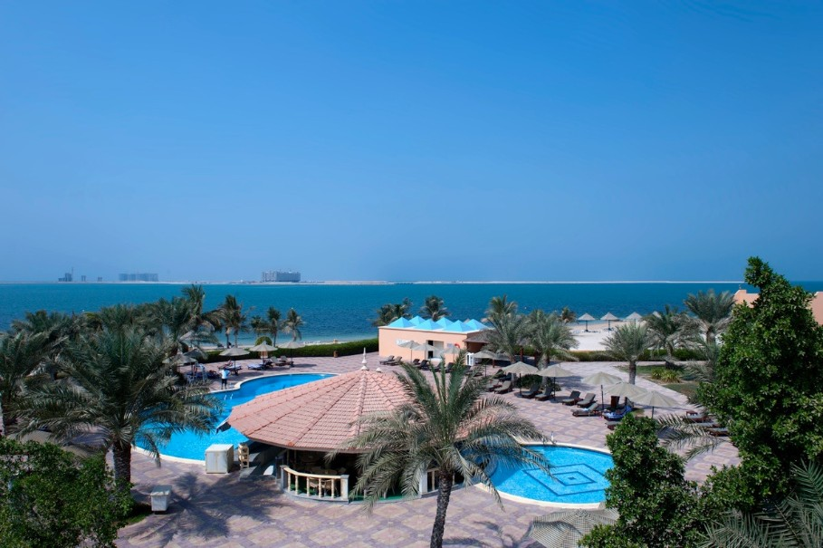 Vily Smartline Ras Al Khaimah Beach Resort (fotografie 1)