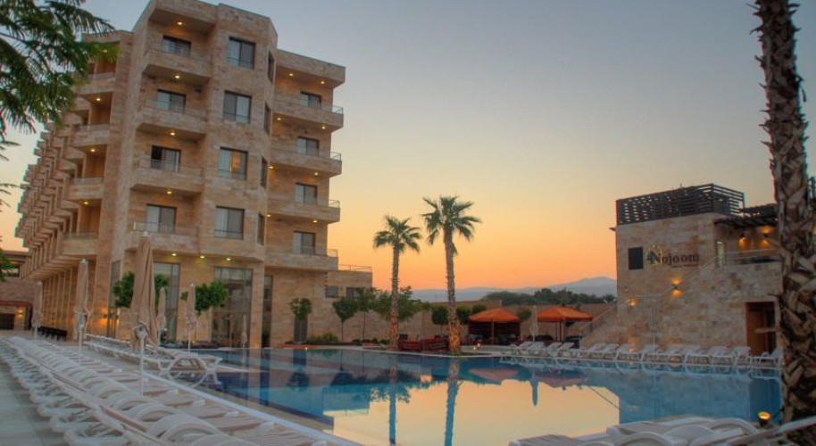 Hotel Ramada Dead Sea Resort (fotografie 6)