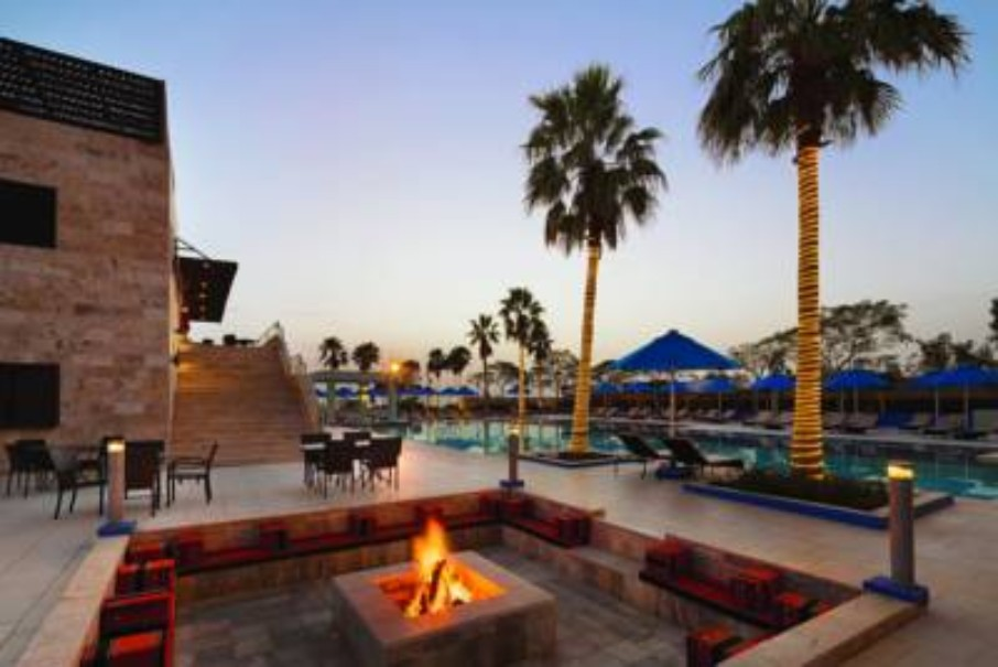 Hotel Ramada Dead Sea Resort (fotografie 10)
