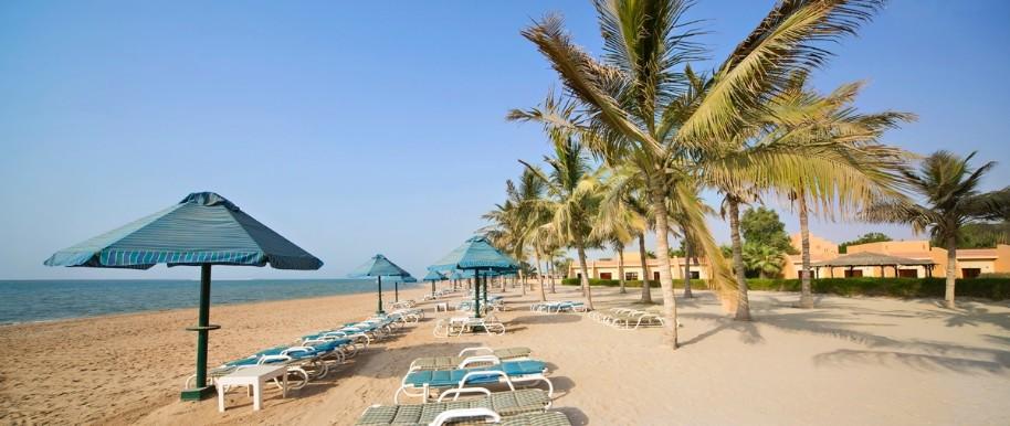 Vily Smartline Ras Al Khaimah Beach Resort (fotografie 9)