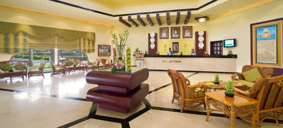 Vily Smartline Ras Al Khaimah Beach Resort (fotografie 13)