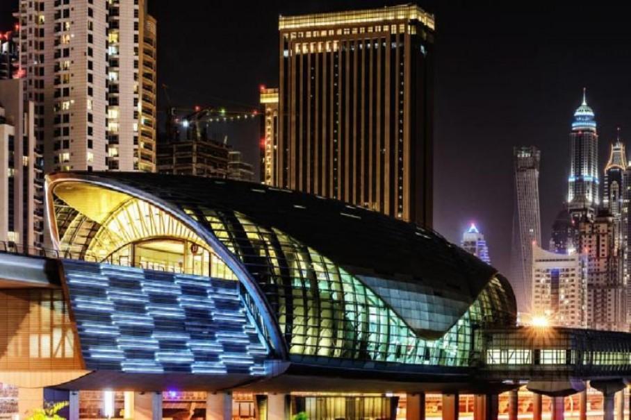Dusit D2 Kenz Hotel Dubai (fotografie 11)