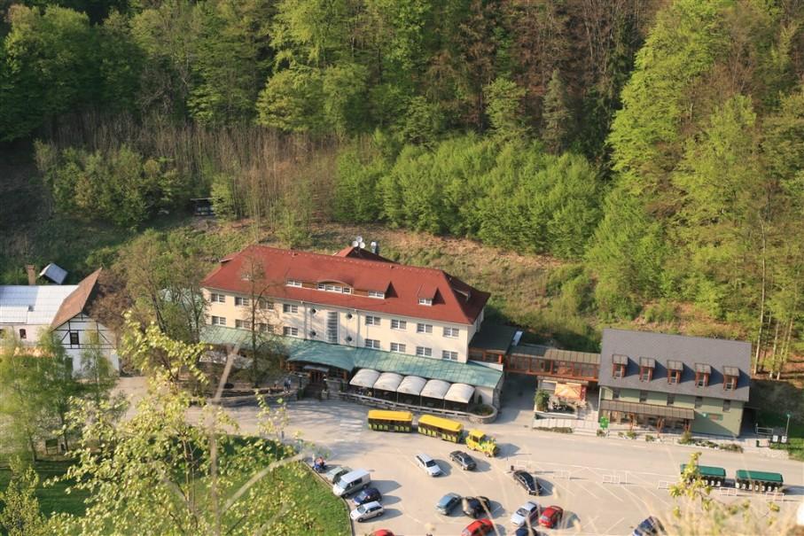 Hotel Skalní Mlýn (fotografie 1)