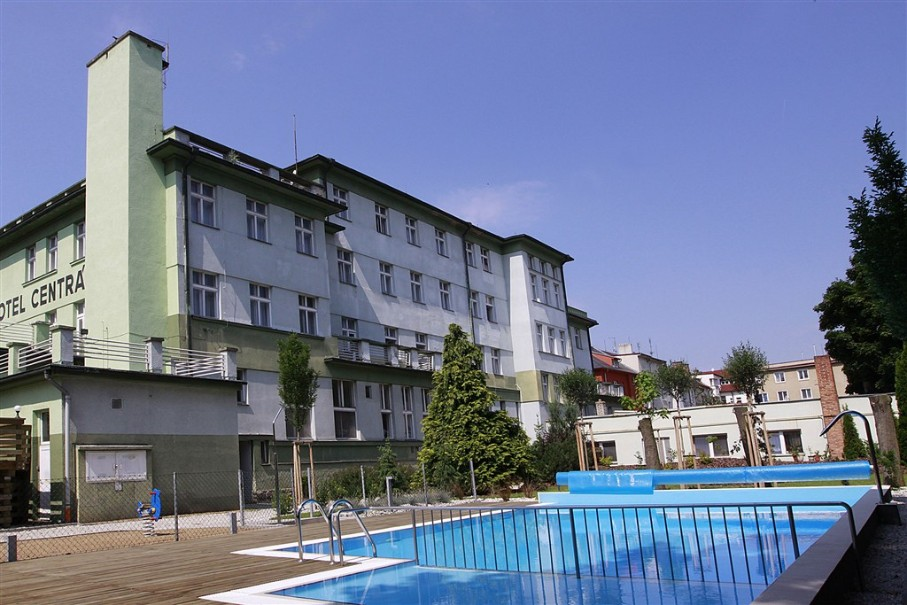 Wellness Hotel Centrál (fotografie 1)