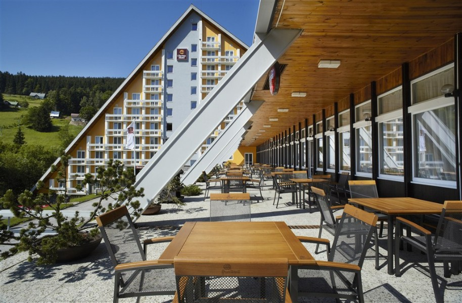 Clarion Hotel Špindlerův Mlýn (fotografie 9)