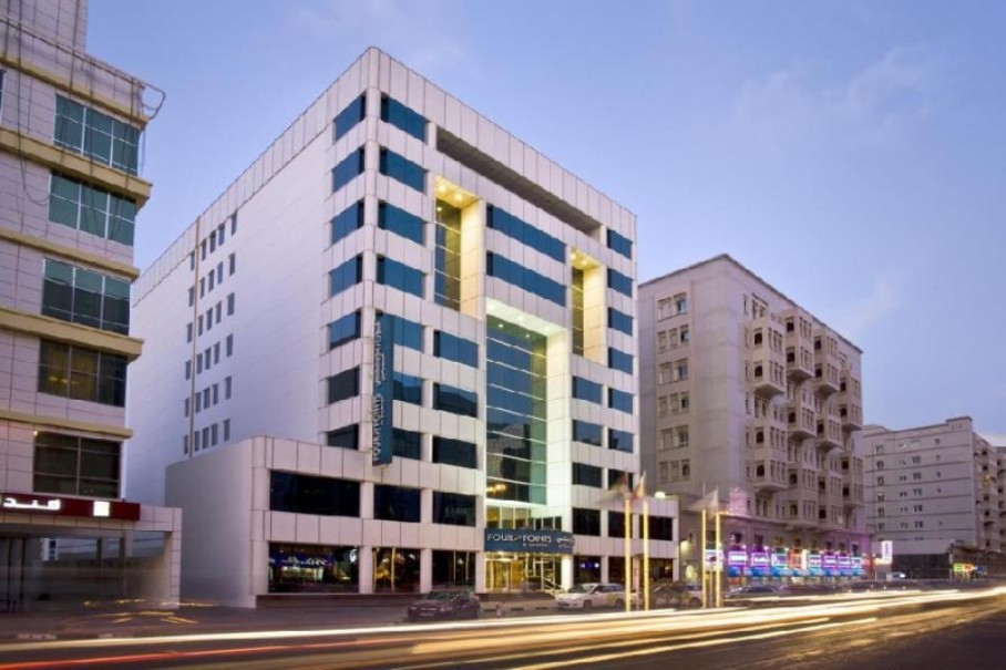 Hotel Four Points by Sheraton Bur Dubai (fotografie 1)