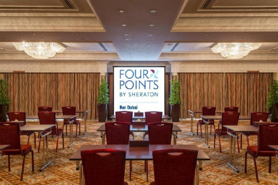 Hotel Four Points by Sheraton Bur Dubai (fotografie 13)