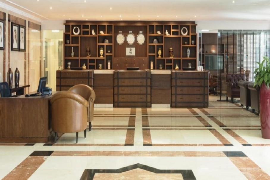Hotel Four Points by Sheraton Bur Dubai (fotografie 22)