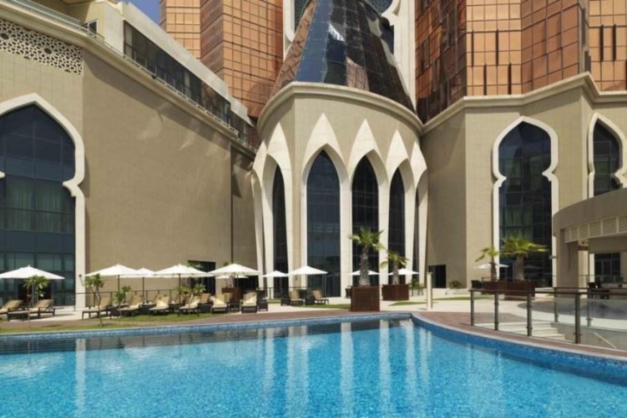 Bab Al Qasr Hotel (fotografie 17)