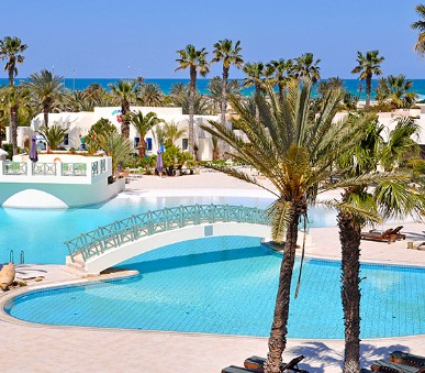 Magic Hotel Yadis Djerba Golf Thalasso & Spa