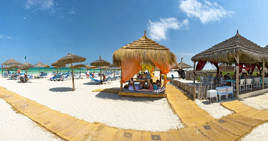 Magic Hotel Yadis Djerba Golf Thalasso & Spa (fotografie 8)