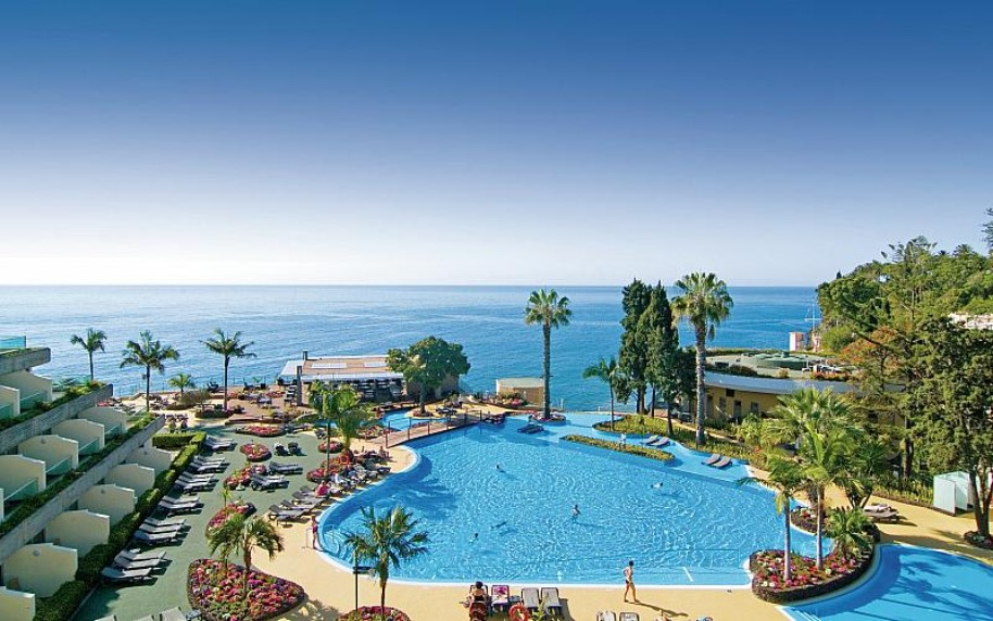 Hotel Pestana Carlton Madeira (fotografie 6)