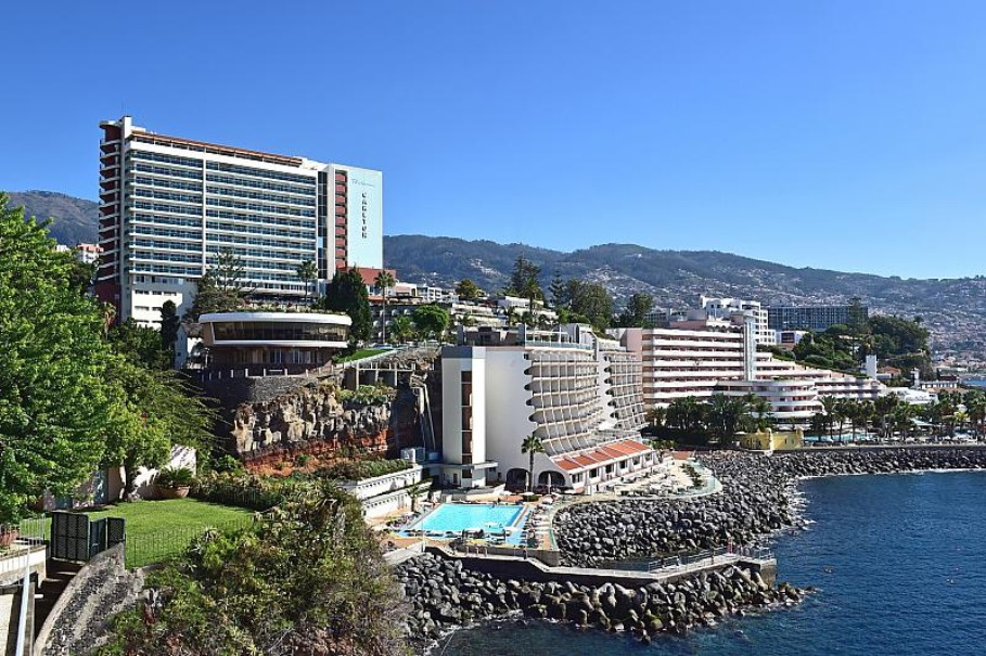 Hotel Pestana Carlton Madeira (fotografie 4)