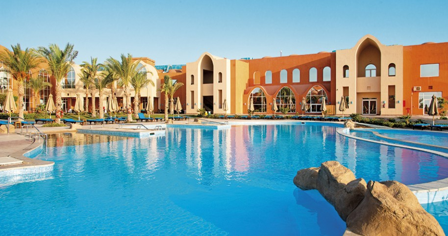 Hotel Novotel Marsa Alam (fotografie 13)
