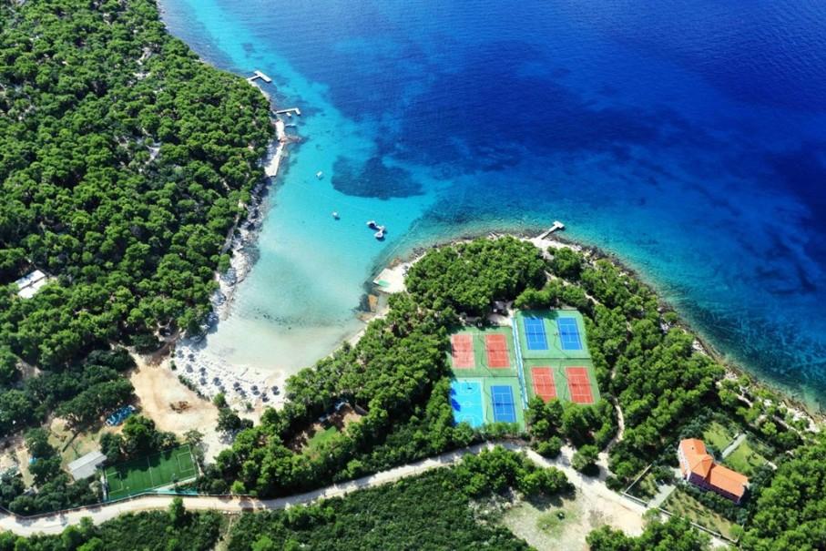 Bungalovy Resort Pine Beach Pakoštane (fotografie 1)