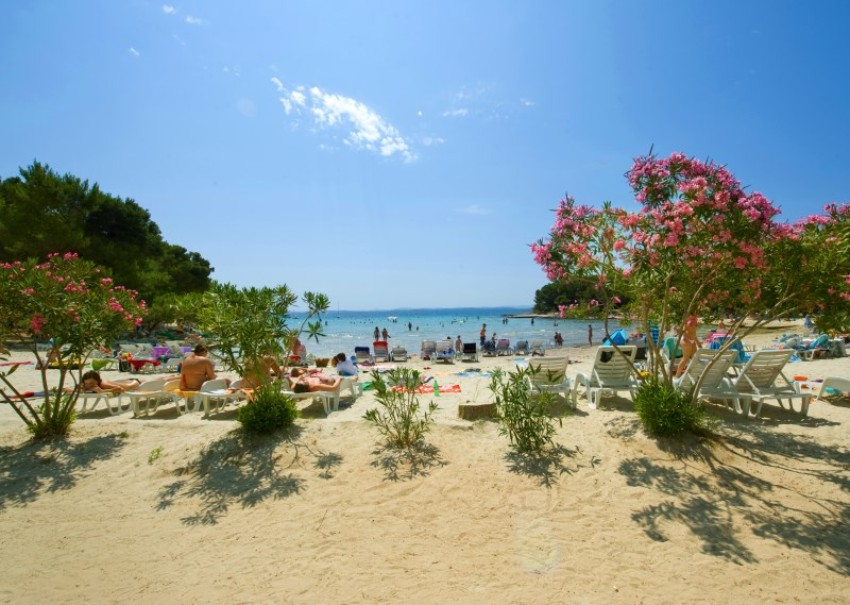Bungalovy Resort Pine Beach Pakoštane (fotografie 5)
