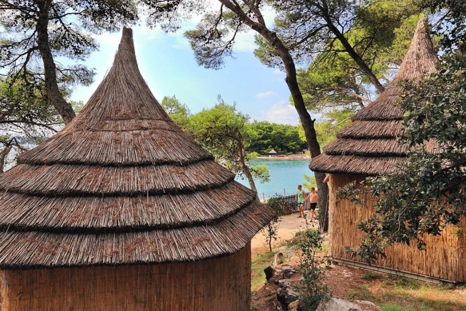 Bungalovy Resort Pine Beach Pakoštane (fotografie 7)
