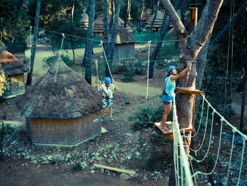 Bungalovy Resort Pine Beach Pakoštane (fotografie 16)